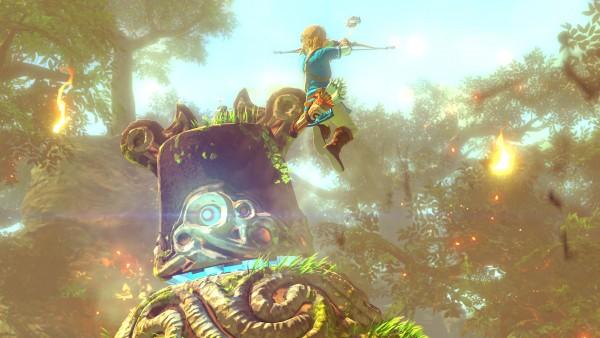 Monolith Soft diminta Nintendo untuk mengerjakan topografi dan tata letak untuk peta Zelda: Breath of the Wild.