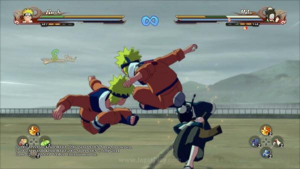 Mengakses beragam Memory Crystal yang ada akan membawa Anda ke pertarungan klasik Naruto, bahkan di era sebelum Shippuden.