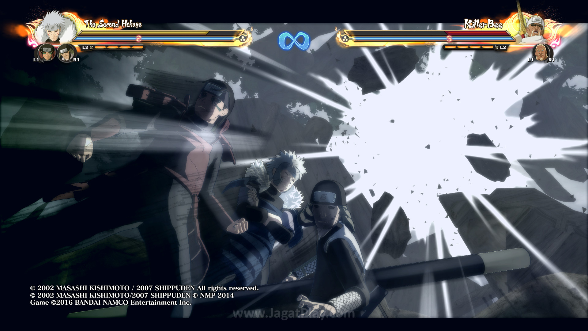 Preview Naruto Shippuden Ultimate Ninja Storm 4: Titik Akhir