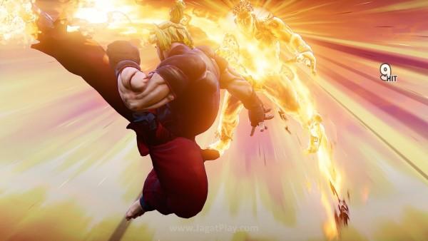Street Fighter V jagatplay part 2 (23)