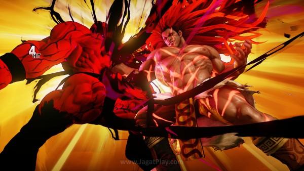 Street Fighter V jagatplay part 2 (5)