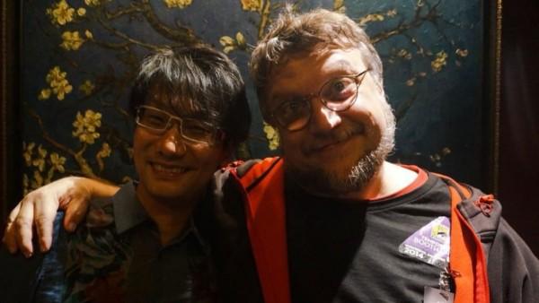 Hideo Kojima dan Del Toro akan bertemu di sesi diskusi utama DICE Summit 2016 mendatang.