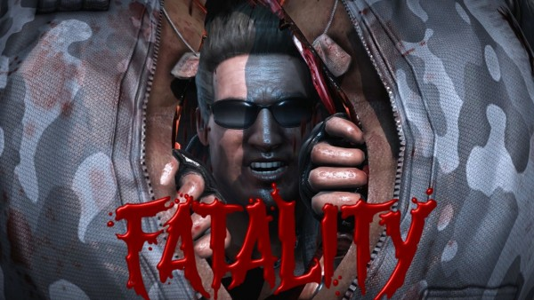 johnny cage fatality