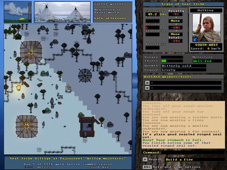 Dikembangkan sejak zaman MS-DOS, Unreal World akhirnya dirilis via Steam setelah 24 tahun dikembangkan!