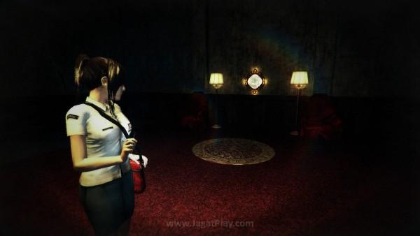 Dreadout KoTD membawa Linda ke dalam dunia cermin dengan teror lebih mengerikan