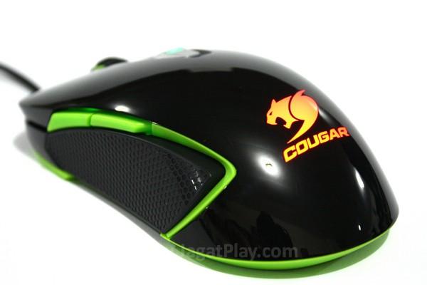 Cougar 450M, mouse gaming untuk gamer tangan kanan dan kidal