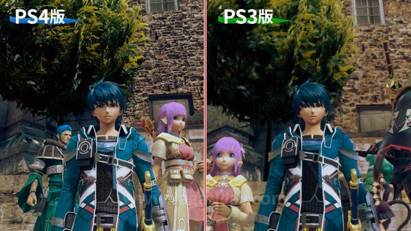 Star ocean 5 ps4 vs ps 3 (3)
