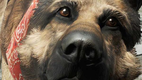 Tak sekedar model karakter, mod ini juga mengubah sistem serangan mengingat anjing yang tak akan bisa menggunakan senjata.