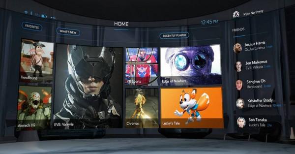 Tak eksklusif, Oculus VR memperbolehkan developer untuk merilis game VR mereka via portal distribusi lain, seperti Steam misalnya.