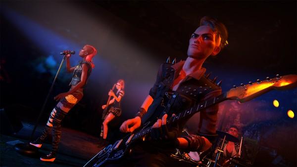 Menggalang dana dari situs Fig, Harmonix ingin membawa Rock Band 4 ke PC.