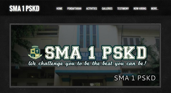 Membuka ekskul e-Sports untuk DOTA 2, League of Legends, dan CS: GO, SMA 1 PSKD Jakarta membuka lowongan untuk pembina.