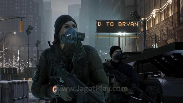 The division incursions (16)