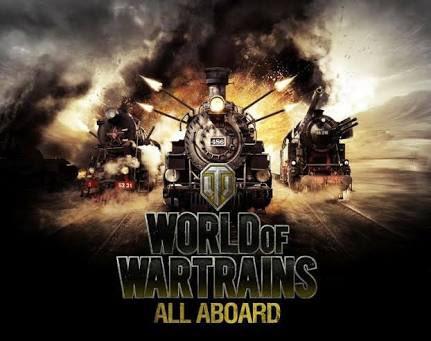 world of wartrains