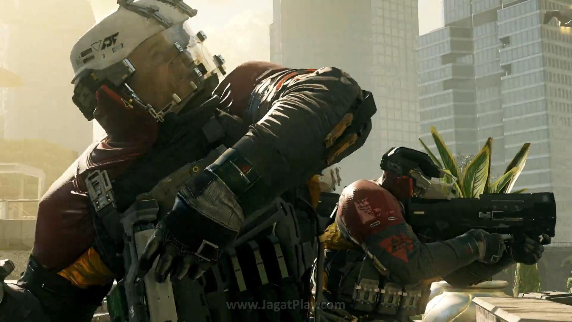 Call of Duty: Infinite Warfare Rilis Trailer Pertama