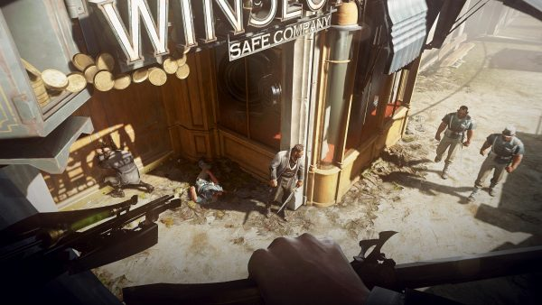 Dishonored 2 new gameplay (2)