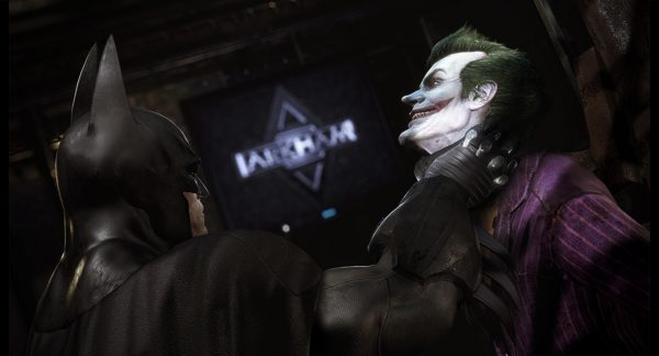 Return to Arkham (1)