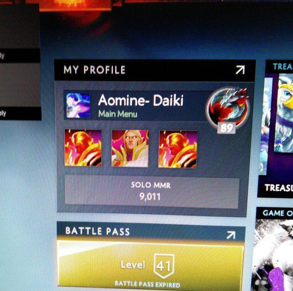 Miracle resmi jadi pemain DOTA 2 pertama yang menyentuh angka MMR 9.000.