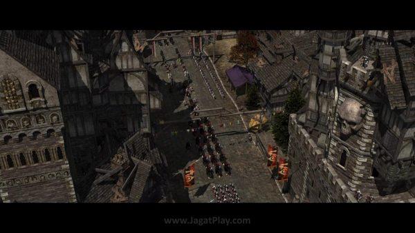 Cerita dapat ditemui di awal permainan, dengan narasi voice over