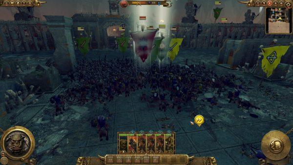 Ketika ratusan Orks bertempur, sulit membedakan satu dengan yang lain