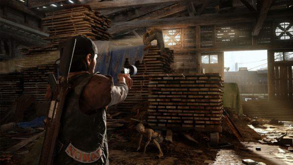 Berbeda dengan The Last of Us yang terasa seperti survival horror, Days Gone akan punya cita rasa action yang lebih kental.