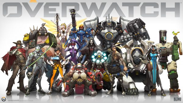 overwatch wall