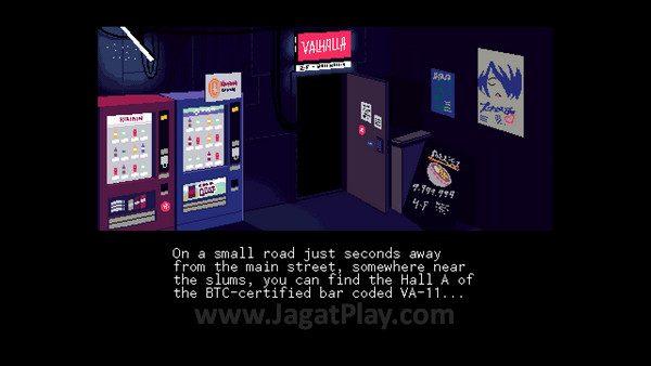 Karena namanya sulit, maka game ini menyebutnya dengan nama Vallhalla