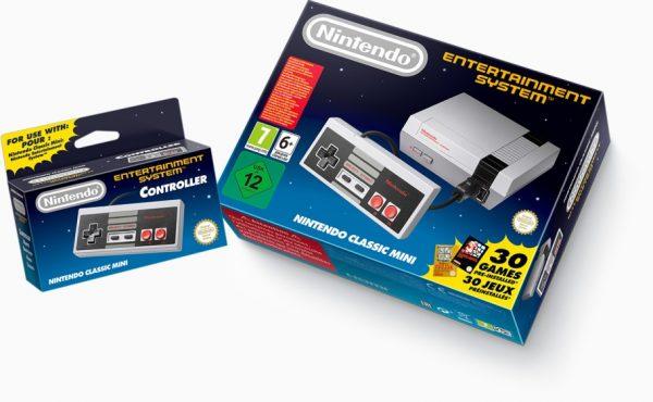 Nintendo akan merilis ulang NES klasik dalam bentuk mini, dengan harga hanya USD 30.