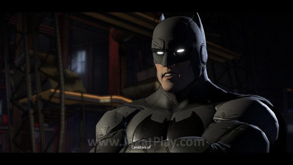 Batman seperti apa Anda?