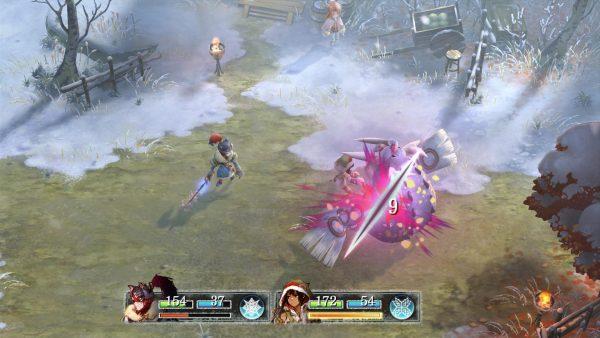 Sensasi gameplay yang ia tawarkan akan membuat gamer JRPG klasik jatuh hati.