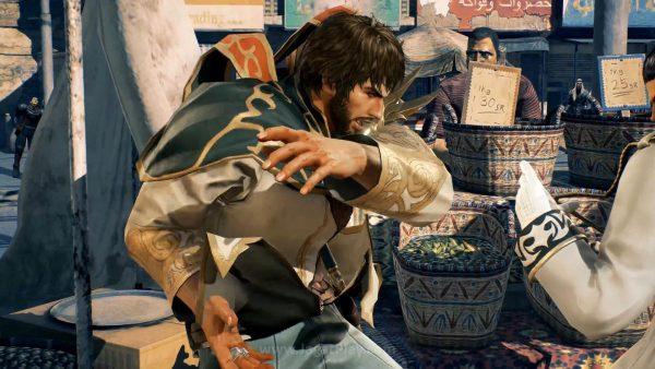 Harada menyebut bahwa 95% penjualan Tekken selama ini bersumber dari luar Jepang.