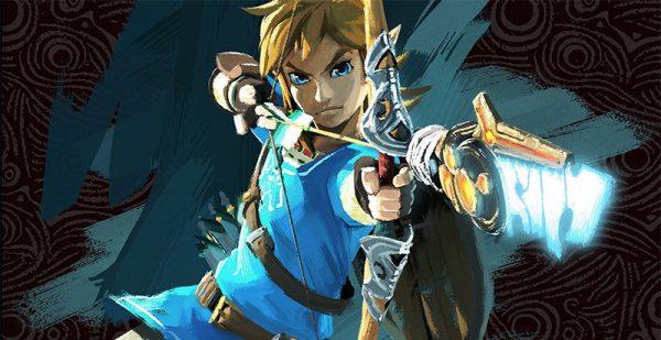 The Legend of Zelda - Breath of the Wild dipilih sebagai game terbaik Gamescom 2016.