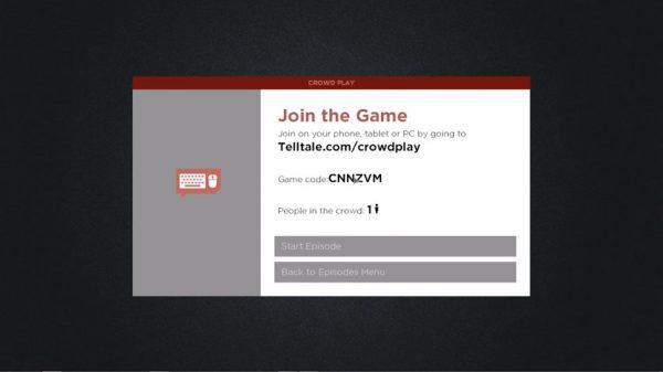 Menghidupkan fitur ini akan memberikan kode game yang bisa diakses via browser. Anda harus berbagi detail ini supaya orang lain bisa ikut bergabung.