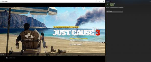 Just Cause 3 juga diklaim sudah bobol, namun filenya belum dilepas ke publik.