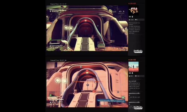 2 streamer Twitch berhasil menemukan planet yang sama di No Man's Sky. Berita buruknya? Mereka tak bisa melihat satu sama lain, yang memicu pertanyaan besar soal mode multiplayer No Man's Sky itu sendiri.