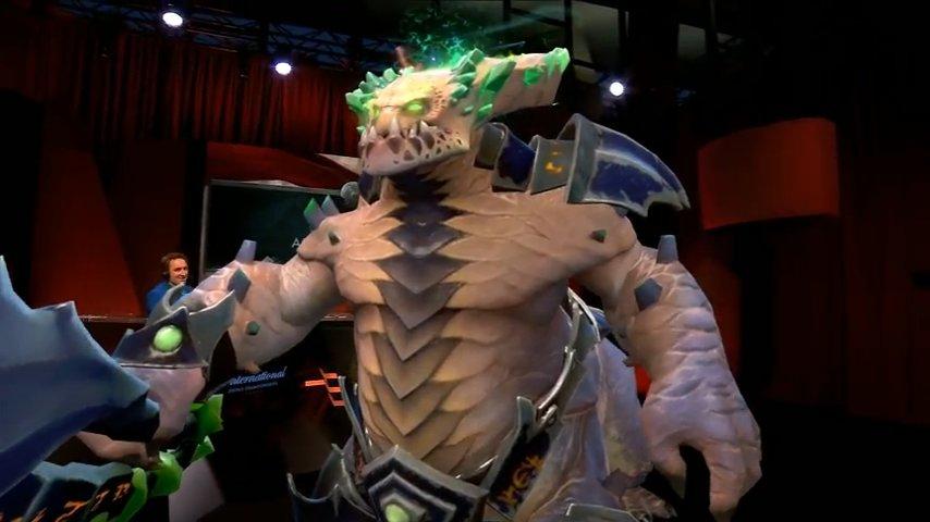 Hero terakhir yang akan diadaptasikan DOTA pertama – Pitlord akhirnya akan tiba di DOTA 2 dengan nama Underlord. Ia akan tersedia tanggal 23 Agustus 2016 mendatang.