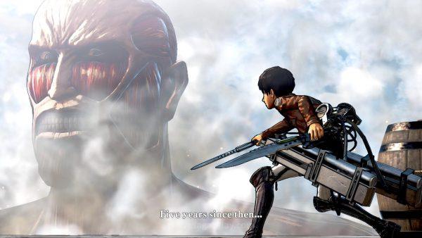 Kunci apakah mereka berhasil melakukan adaptasi Attack on Titan terletak pada seberapa baik mereka mengeksekusi 3DMG itu sendiri. Berita baiknya? Sederhana dan mudah dikuasai, mereka melakukannya dengan baik.