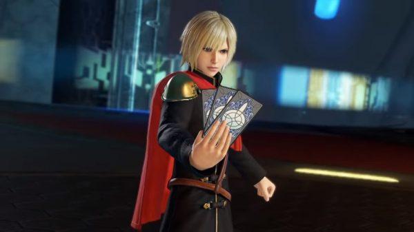 Lewat sebuah trailer terbaru, Ace memperlihatkan aksinya di Dissidia Final Fantasy.