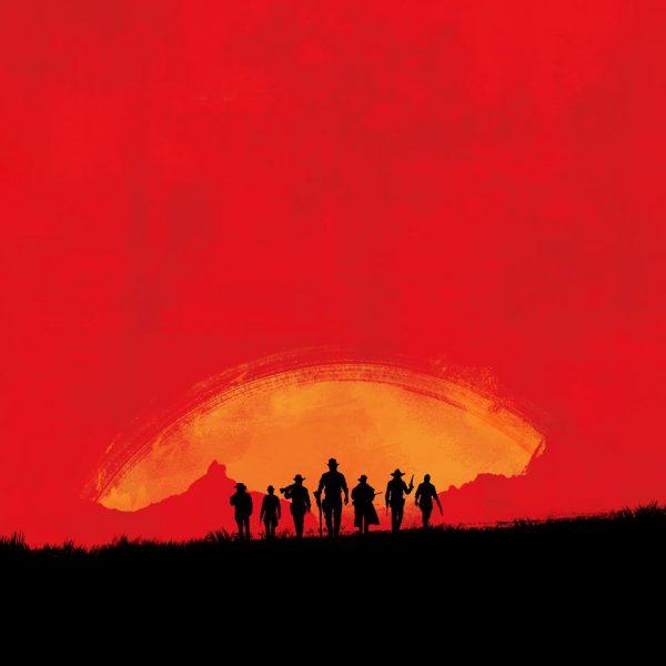 Rockstar melepas sebuah gambar teaser baru yang kini berisikan 7 koboi.