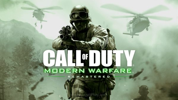 Preview Call Of Duty Modern Warfare Remastered Kembali