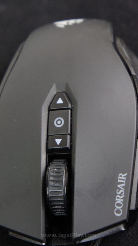 Hadir dengan jumlah tombol yang sepertinya sudah bisa Anda temukan di mouse kebanyakan.