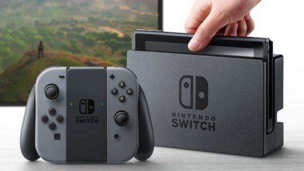 """Nintendo mengaku belum memperlihatkan """"semua hal"""" terkait Switch."""