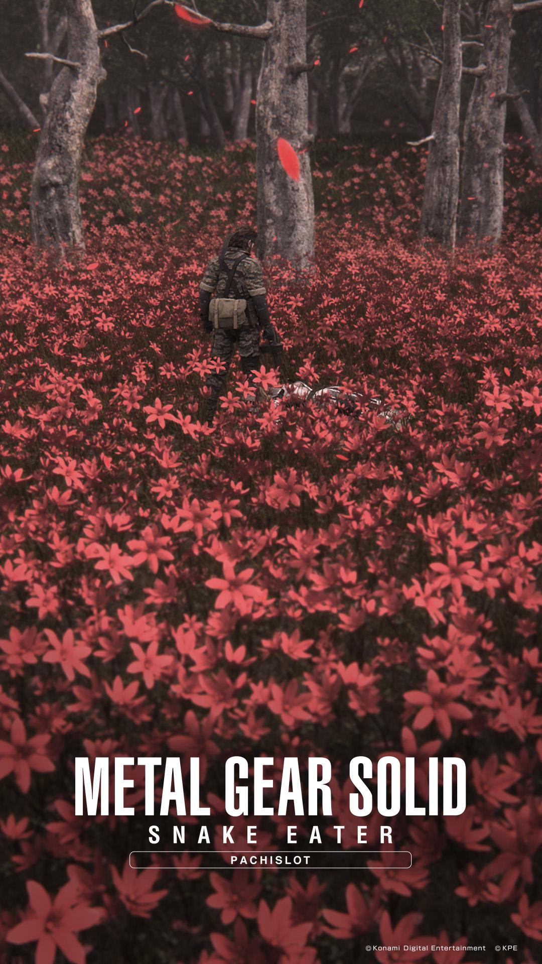 Konami Rilis Wallpaper Keren Metal Gear Pachinko – Jagat Play