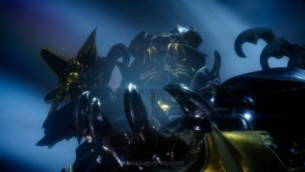 Bahamut dan Ifrit memainkan peran penting dalam cerita, namun berakhir tak bisa digunakan.