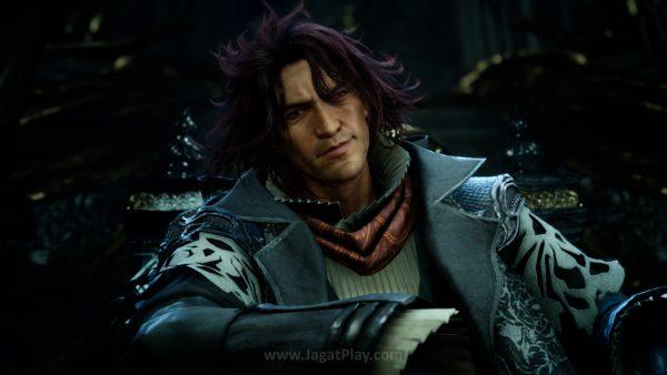 Tabata mengaku punya rencana untuk menjelajahi masa lalu Ardyn Izunia - tokoh antagonis utama FFXV lebih dalam.