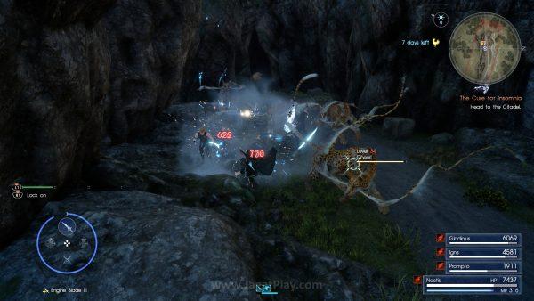 Desain gameplay FFXV memberikan pandangan lebih optimis untuk FF VII Remake nanti.