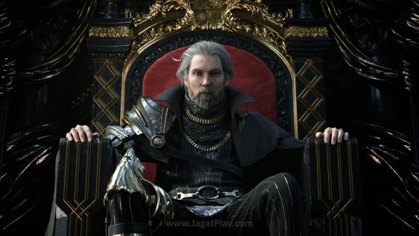 Untuk melindungi dari sang anak dari invasi negara Niflheim, King Regis meminta Noctis berangkat menuju Altissia.