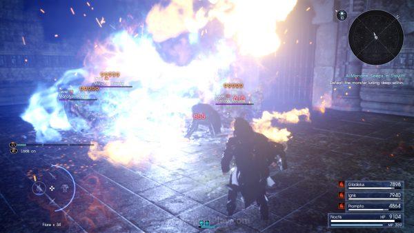 """Magic berfungsi layaknya """"granat"""" yang bisa Anda crafting. Dengan material yang tepat, Anda bahkan bisa mencapai magic level 4 dengan damage mampu mencapai 99.999."""