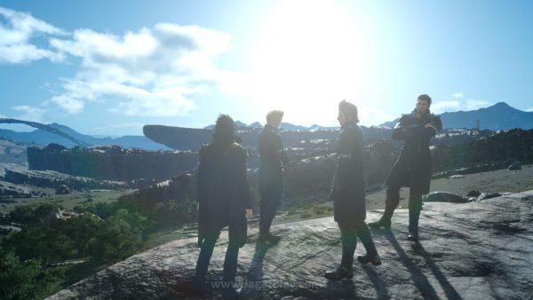 Final Fantasy XV hadir dengan kualitas visual yang pantas untuk diacungi jempol.