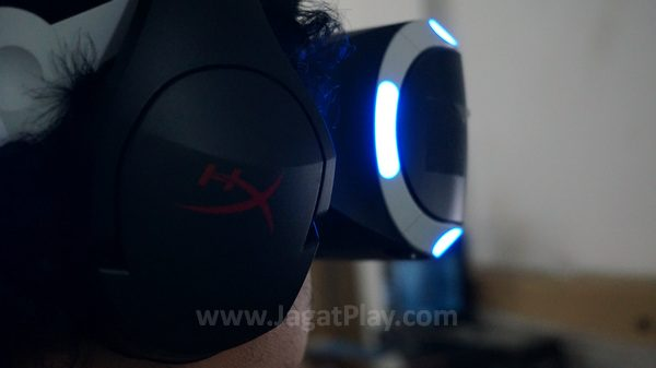 Isolasi suara dan detail yang ia tawarkan membuat pengalaman VR kian imersif.