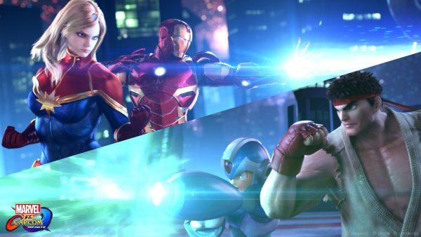 Capcom akhirnya meresmikan seri terbaru - Marvel vs Capcom: Infinite.